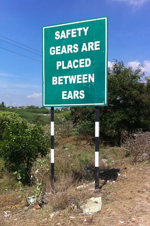 india, road signs, funny