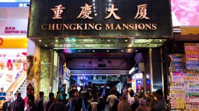 chungking mansions, chungking, hong kong