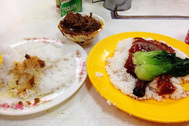 hong kong, halal duck, roasted duck, wan chai