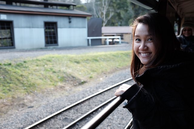 puffing billy, train, melbourne, travel guide, australia