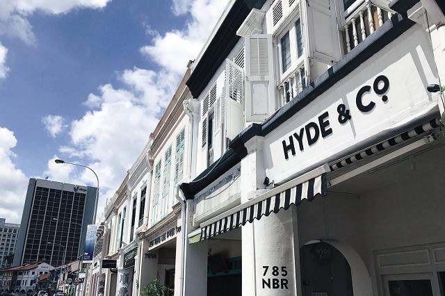 hyde & co, north bridge road, halal, singapore, cafe, review, travel, blog, travel blog, wanderlust, cafe hopping