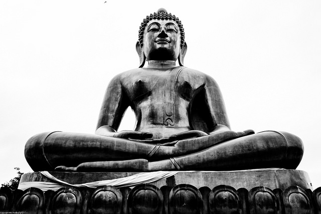 largest bronze buddha, betong, roadtrip, motorcycle, travel, wanderlust, travel blog, adventure