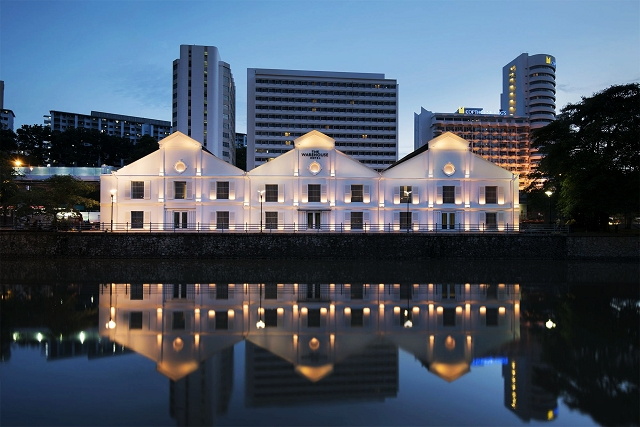 the warehouse hotel, singapore, robertson quay, launch, boutique hotel