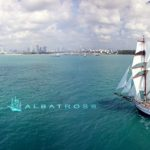 royal albatross, singapore, sunset sail,