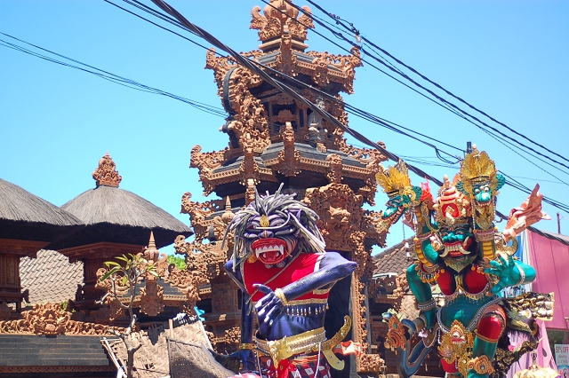 travel, things to do on nyepi day, nyepi day, bali, ogoh ogoh