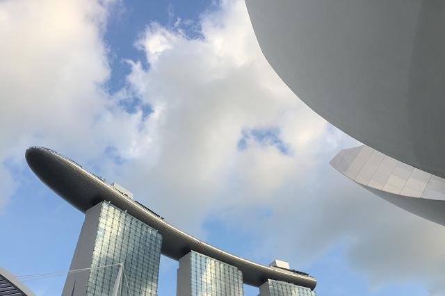 marina bay sands, artscience museum, NASA A HUMAN ADVENTURE, travel blog singapore, wanderlust