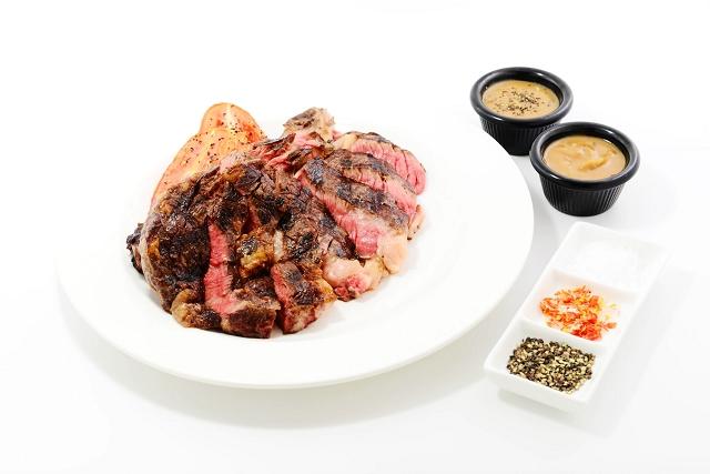 The royals steakhouse, singapore, jalan pisang, halal steaks in singapore, halal food in singapore, halal cafe, travel and lifestyle blog, cote de beuf