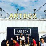 Artbox Singapore at the Marina Bay Sands