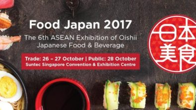 food japan 2017 singapore exhibition
