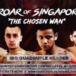 "Catch The Roar Of Singapore III With ""The Chosen Wan"" @ Suntec City"