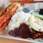 Lawa Bintang – One of a Kind Cheese Lobster Nasi Lemak at Tampines