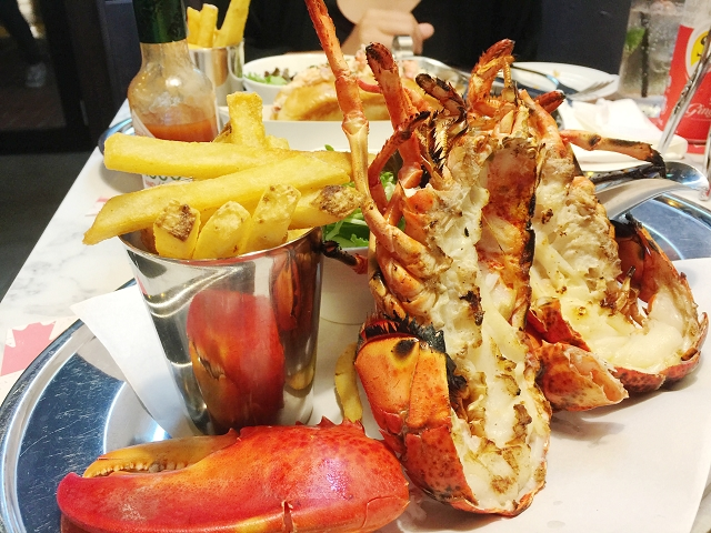 pince and pints, katong, singapore, eats, grilled lobster,