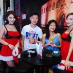 BarRoom Naughty & Nice Party 2016