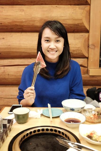 matsusaka wagyu beef, yamagoya restaurant matsusaka, log cabin restaurant matsusaka, delicious eatery japan,